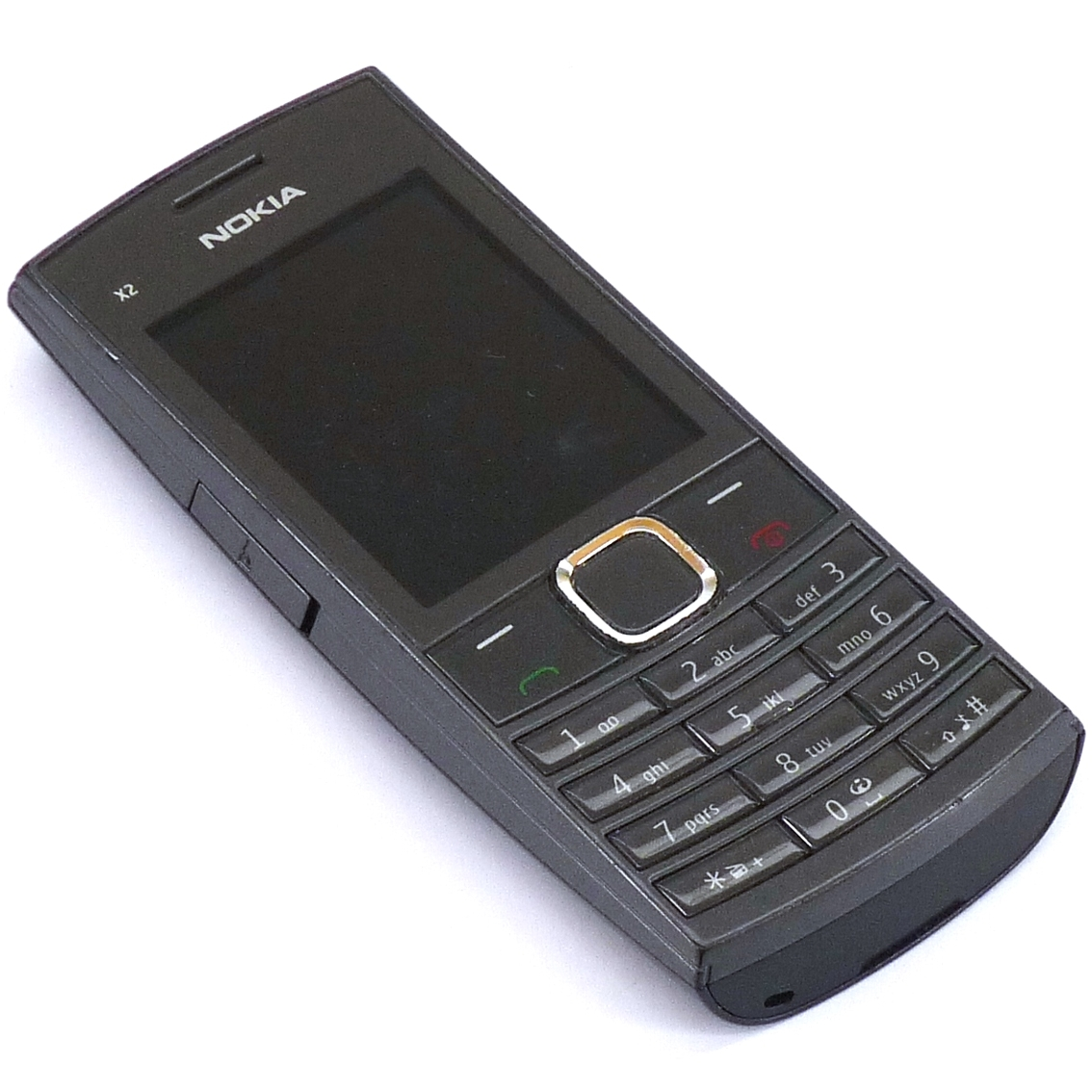 nokia x2 05 handy telefon cellphone ohne simlock mit rechnung ebay. Black Bedroom Furniture Sets. Home Design Ideas