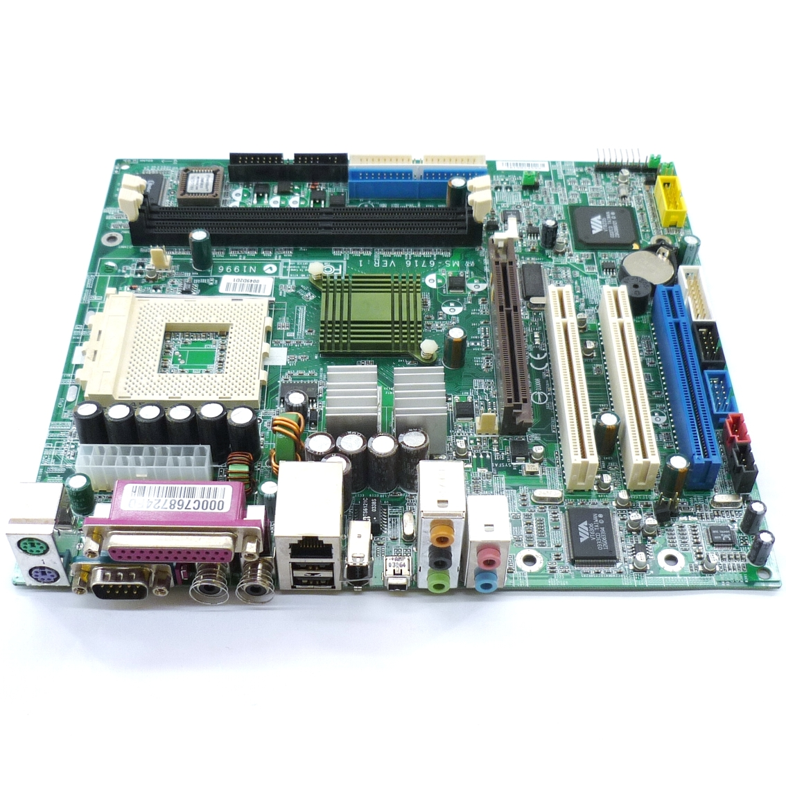 Hp motherboard manual Download