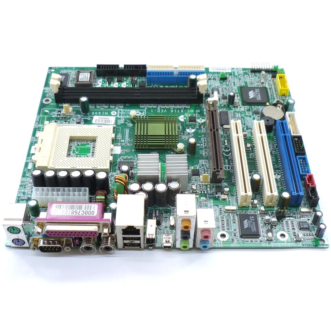 Hp Fxn1 E93839 Motherboard Specs